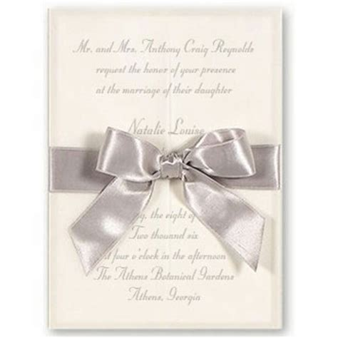 platinum wedding invitations wedding invitations gatefold vellum platinum paperstyle