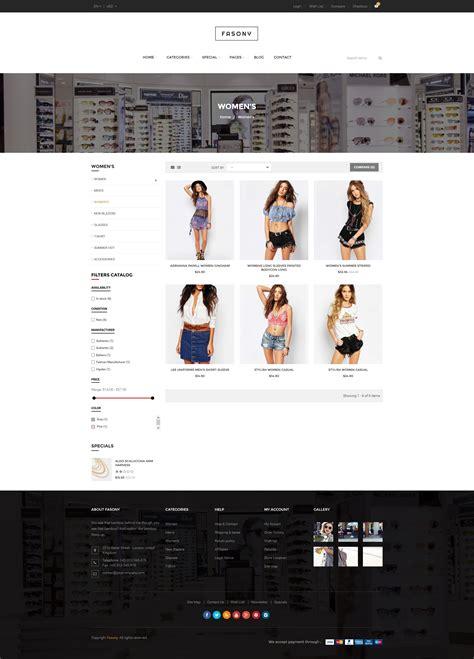 fasony responsive fashion shopify theme junothemes fasony responsive fashion prestashop theme by