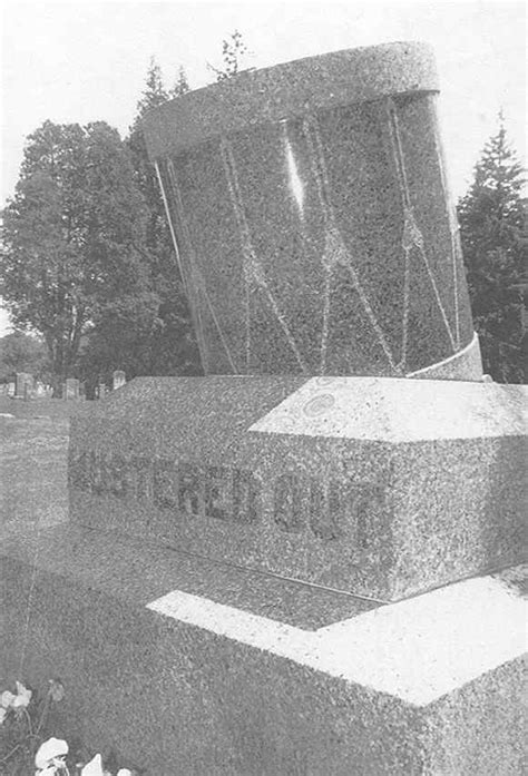 CHS: Civil War Monuments of Connecticut: Mustered Out
