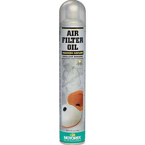 Motorex Filter motorex air filter spray 655