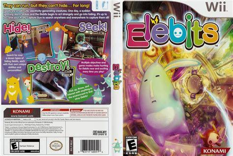 dvd format wii games elebits nintendo wii game covers elebits dvd ntsc f