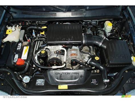 Jeep V8 Engine 2002 Jeep Grand Limited 4 7 Liter Sohc 16 Valve
