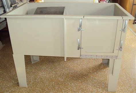 vasca toelettatura usata usato di toelettatura