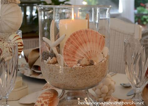 themed table centerpieces themed table setting with crab lobster plates and