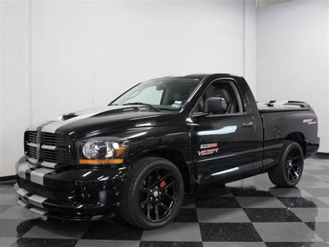 dodge ram srt 10 for sale brilliant black 2006 dodge ram srt 10 for sale