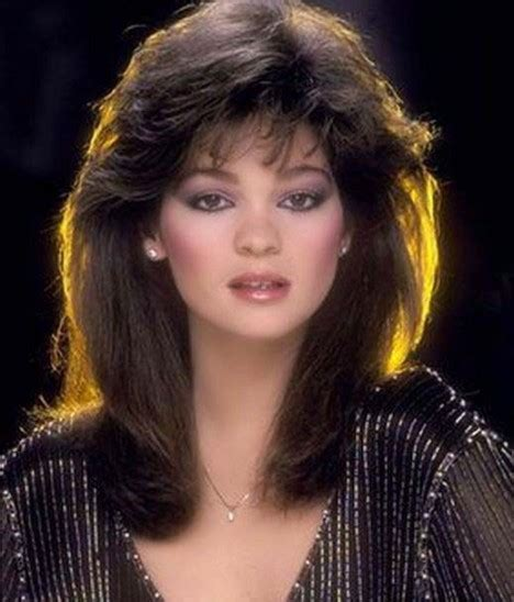 stars with shag hairstyles valerie bertinelli