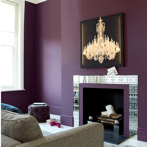 Aubergine Living Room aubergine living room housetohome co uk