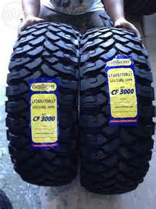 Tires For Sale Philippines Credit Card 265 70r17 Comforser Cf 3000 Mud Tire For Sale Philippines