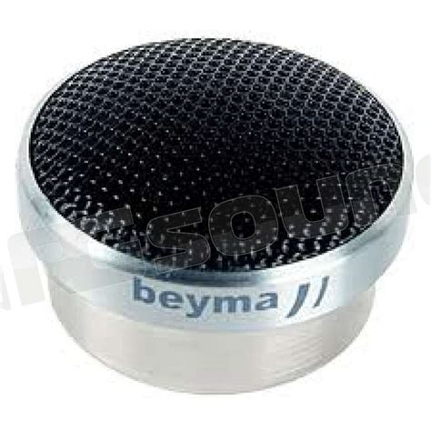 tweeter a cupola beyma ht 45 tweeter a cupola da 42mm altoparlanti