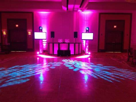 photo booth lighting setup dj multimedia setup with computer controlled up lighting