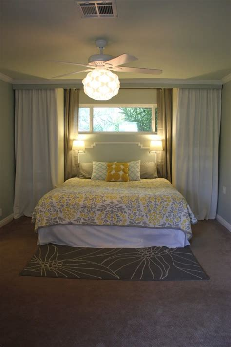 Windows For Basement Bedroom 17 Best Ideas About Bed Under Windows On Pinterest