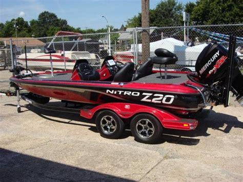 2016 Nitro Z20 Z Pro High Performance   20 foot 2016 Boat