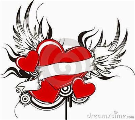 imagenes de corazones alas corazones con alas hd fondos de pantallas wallpaper