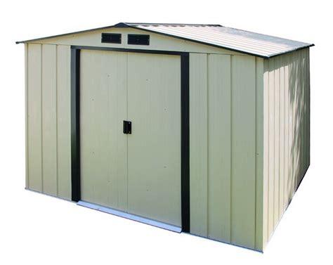 duramax  eco metal storage shed kit