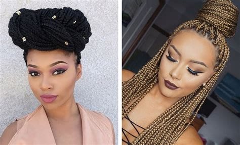 Hairstyles With Poetic Justice Braids by 51 Poetic Justice Braids Styles Stayglam