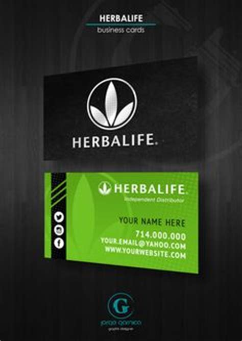 herbalife 24 business card template 1000 images about cards on business cards