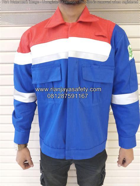Seragam Pertamina seragam pertamina atasan rian jaya safety perlengkapan