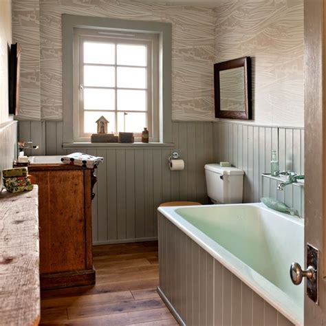 painted tongue and groove bathroom traditional bathroom pictures house to home
