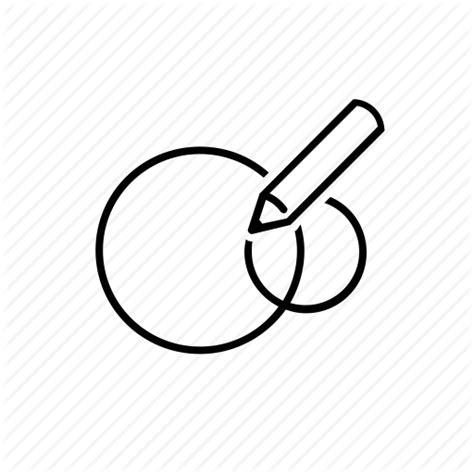 design icon sketch circle design draw logo logo design pencil sketch