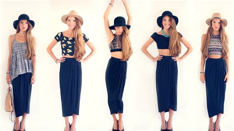 9 Tips On How To Dress On A Plane by How I Style My Black Maxi Skirt