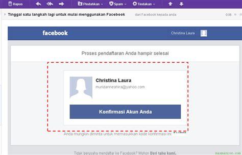 cara membuat facebook on terus cara daftar facebook baru gratis buat akun fb baru cuma