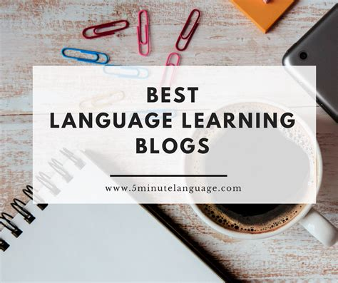 13 best language learning images best language blogs to help you learn any language 5 minute language