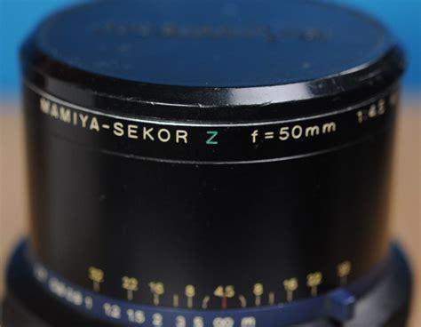Mamiya Blouse 50 mamiya rz67 sekor z 50mm f 4 5 w 31xxx