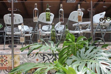 botellas de vino decoracion decorar con botellas de vino 161 un brindis por estas 10 ideas