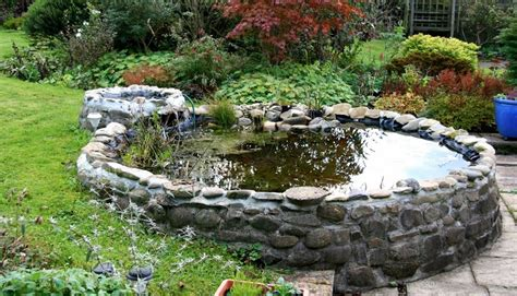 how to guide for building a pond for your garden hss blog