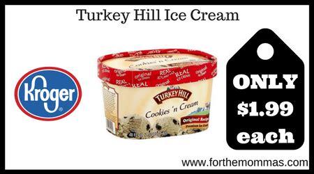 printable turkey hill ice cream coupons kroger mega sale turkey hill ice cream only 1 99 ftm