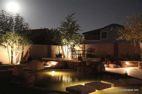 Unique Landscape Lighting Lighting Systems Photo Gallery