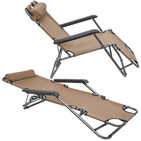 chaise longue inclinable et pliante transat de jardin