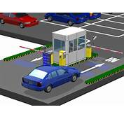 Automatic Ticket Dispensing Car Park System  Buy