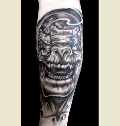 locust tattoo locust