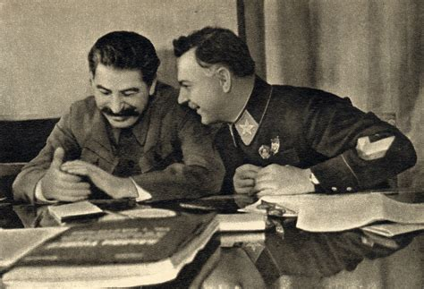 stalin biography documentary file joseph stalin and kliment voroshilov 1935 jpg