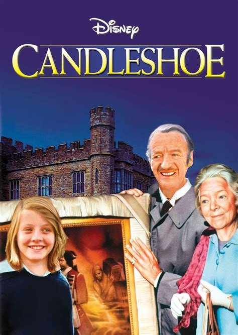 film disney jodie foster candleshoe disney movies