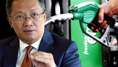 Minyak Naik Mac harga minyak hanya naik 1 sen sejak mac 2017 kata rahman
