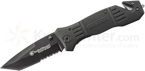 smith and wesson folding knives smith wesson ops response rescue folding