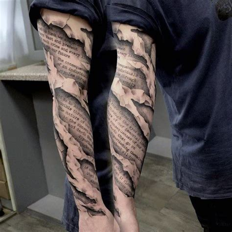 3d tattoo tony booth 70 unique sleeve tattoos for men aesthetic ink design