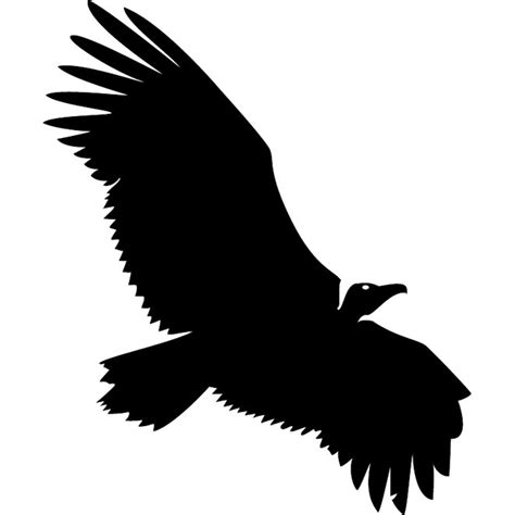 vulture vector silhouette download at vectorportal