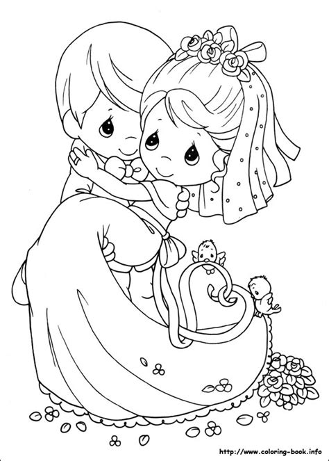 bridal shower coloring pages az coloring pages