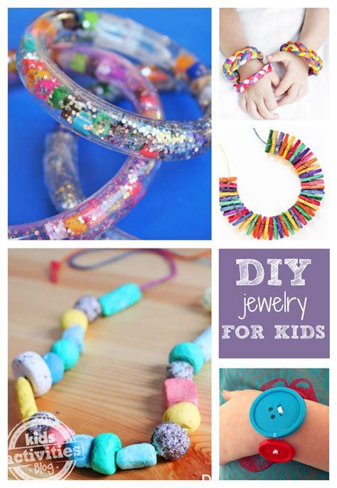 diy jewelry   released  kids activities blog