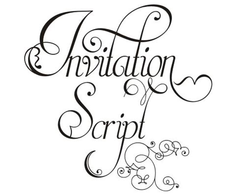 beautiful fonts for wedding invitations beautiful new wedding invitation font