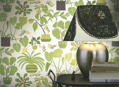 marimekko behang behang marimekko hooked on walls wallpaper