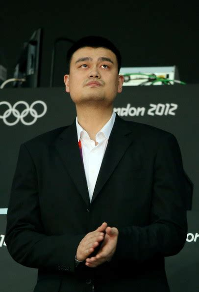 Retired Mba Ming by Yao Ming Pictures Olympics Day 6 Basketball Zimbio