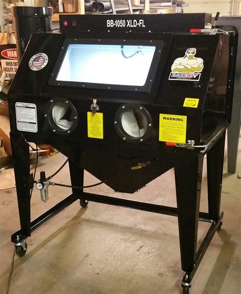 sandblaster cabinet for sale set down sandblasting cabinet bb1050xld sdb