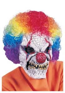 Ideas classic costume clown costume killer clown mask w wig