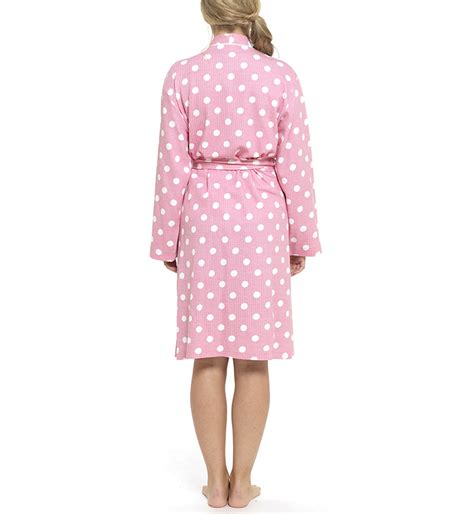 pattern for kimono dressing gown foxbury women s waffle pattern cotton robe wrap dressing