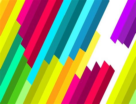 colorful pattern colorful diagonal stripe vector pattern free vector