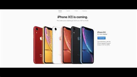 T Mobile Iphone Xr by Iphone Xr T Mobile Is Selling All Models
